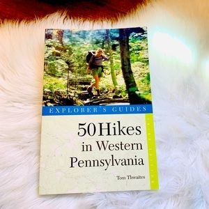 🦋2/$10 3/$10 4/$18 5/$20 Pennsylvania Hiking Book